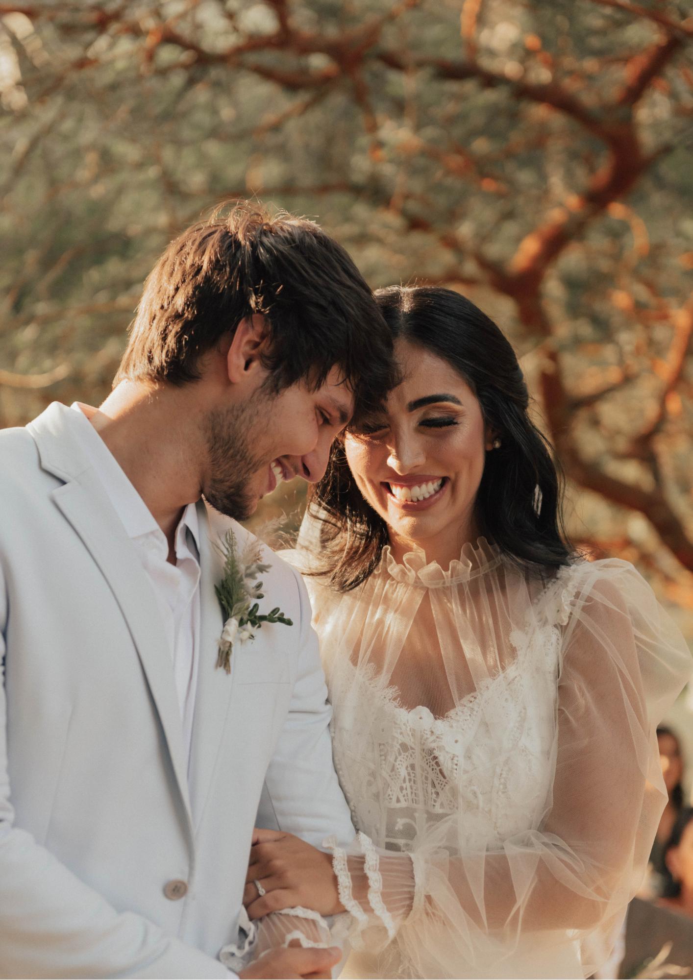 Vestido de noiva Casamento Jade Seba e Bruno Guedes
